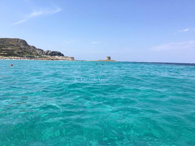La Pelosa beach, Sardinia Italy