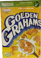 Nestle Golden Grahams