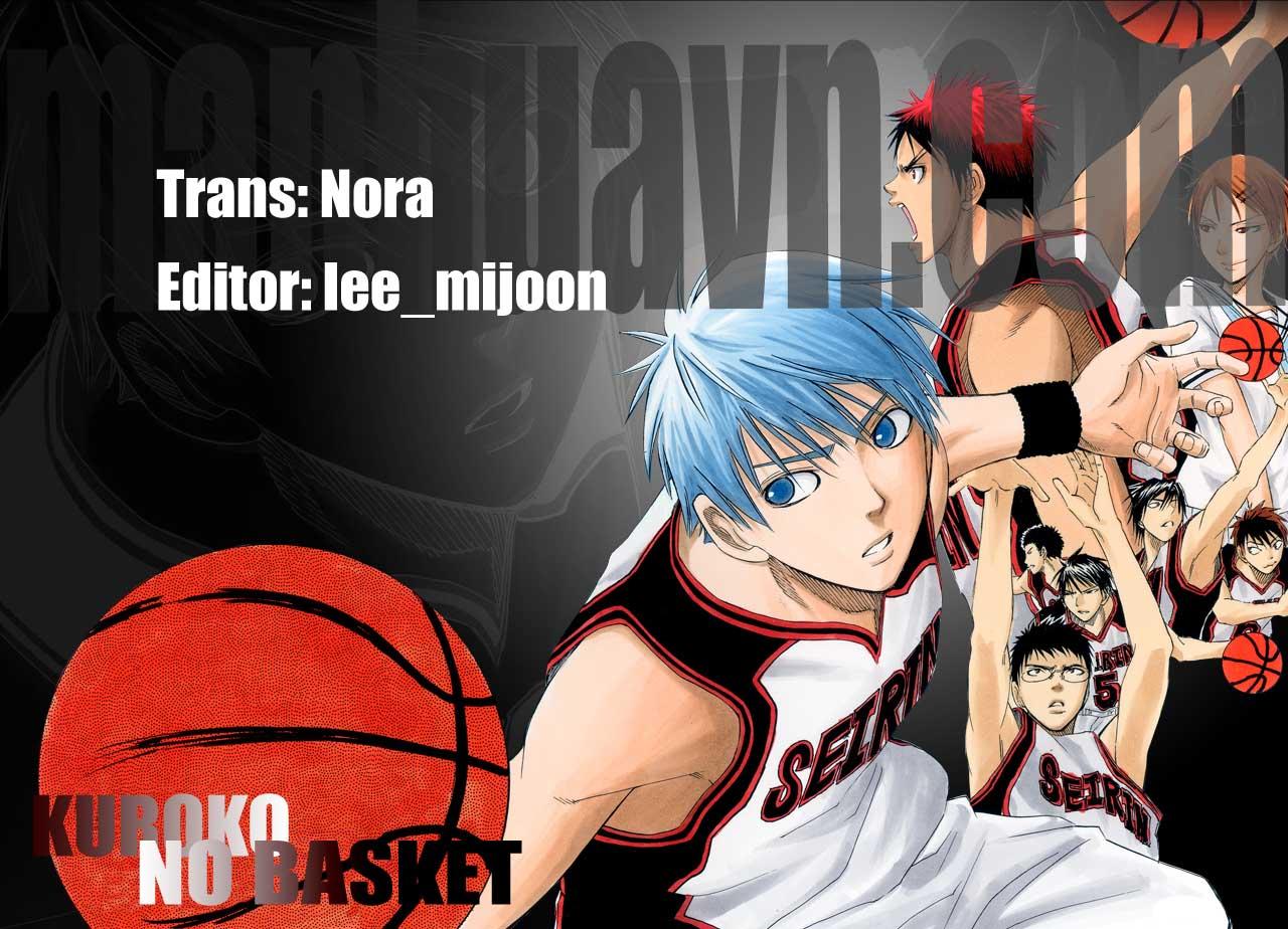Kuroko No Basket chap 068 trang 21