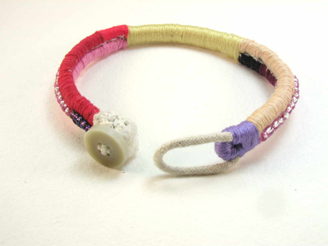 6e32a06b10 The closure is a simple cotton loop and plastic button.