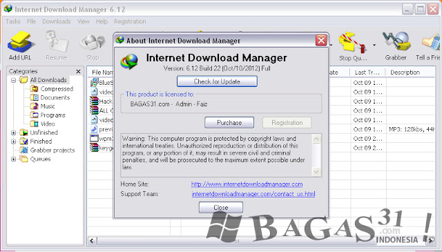 Internet Download Manager 6.12 Beta Build 22 Full Patch