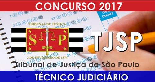 Apostila Concurso TJ-SP 2017