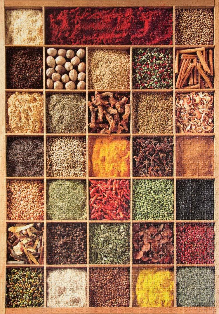 Yo no soy cocinero diferentes usos de las especias y for Cultivo de plantas aromaticas y especias