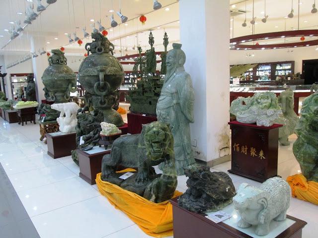 Beijing, temple, perle si jad