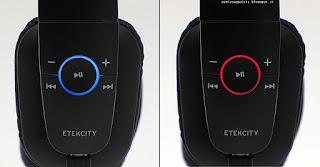Etekcity Roverbeats F1, carica