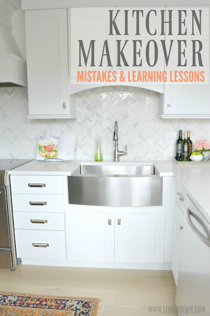 kitchen makeover quartz countertops tips