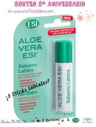 Sticks labiales de Trepat Diet
