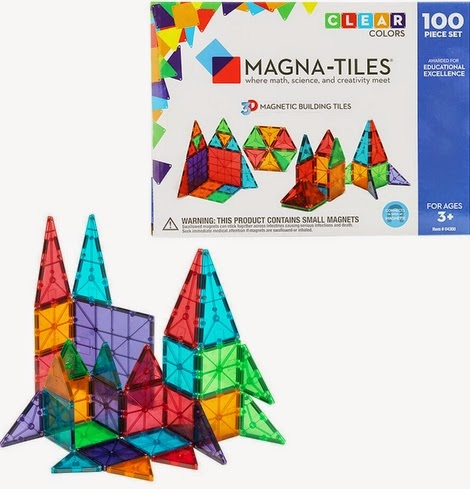 Picasso Tiles, and Magnetic Stick n Stack. As mentioned above, Magna-Tiles has been the leading magnetic tile brand for years. There's no denying that, in most cases, your kids will get a lot of play out of them, so you definitely want to be sure to buy a brand that will hold up to play and that has good magnet strength (easier for kids to build and fewer collapses).