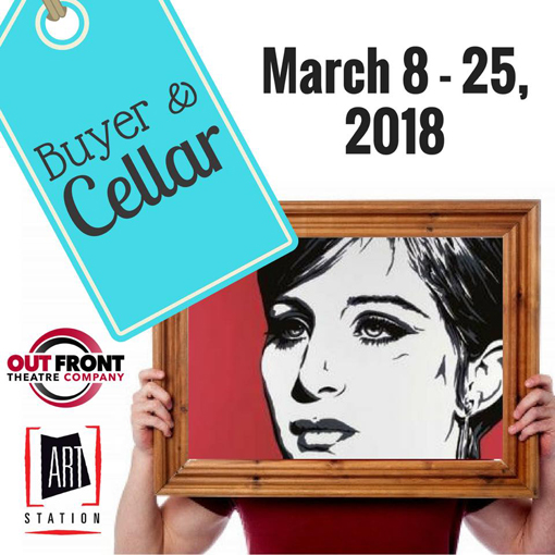 Buyer & Cellar | Out Front Theatre Company