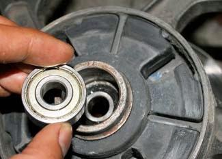 Bearing (laher) roda.