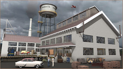 Warehouse District: Building 02