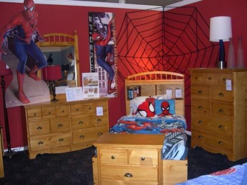 Spiderman Bedroom Ideas