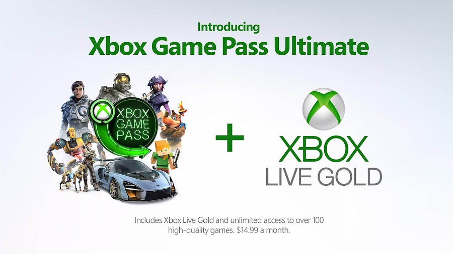 inside xbox 2019 xbox game pass ultimate
