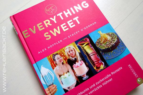 Backbuch Everything Sweet von den Meringue Girls Alex Hoffler und Stacey O'Gorman | Foodblog rehlein backt