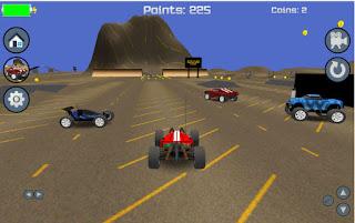 Bukit RC Mobil Balapan 3D