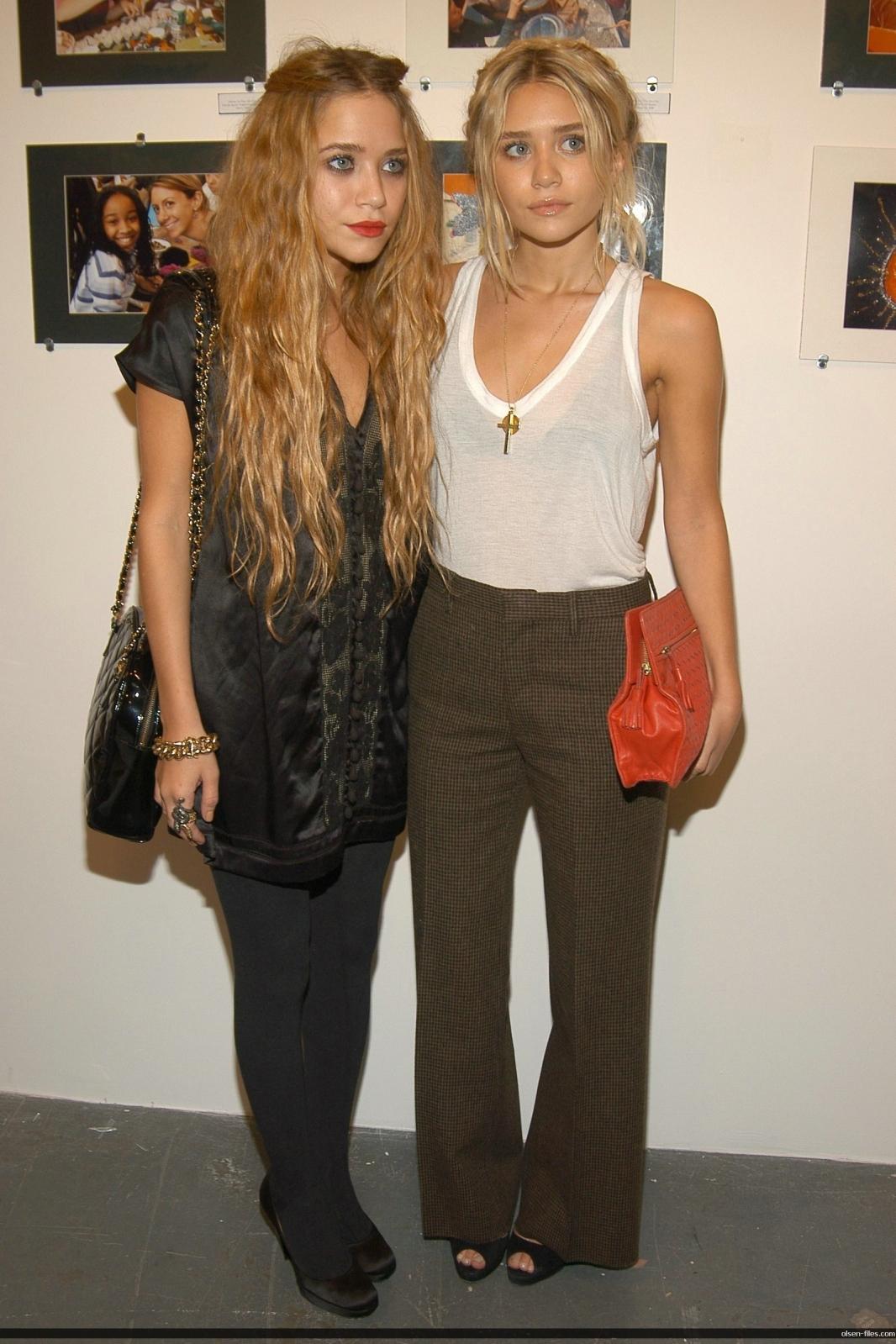 Mary Kate Und Ashley Olsen
