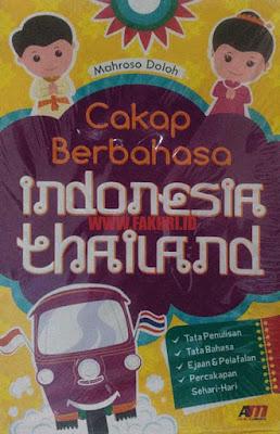 buku, bahasa, thai, thailand, kamus, dictionary, indonesia