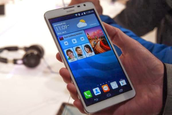 Large Screen Smart Phone