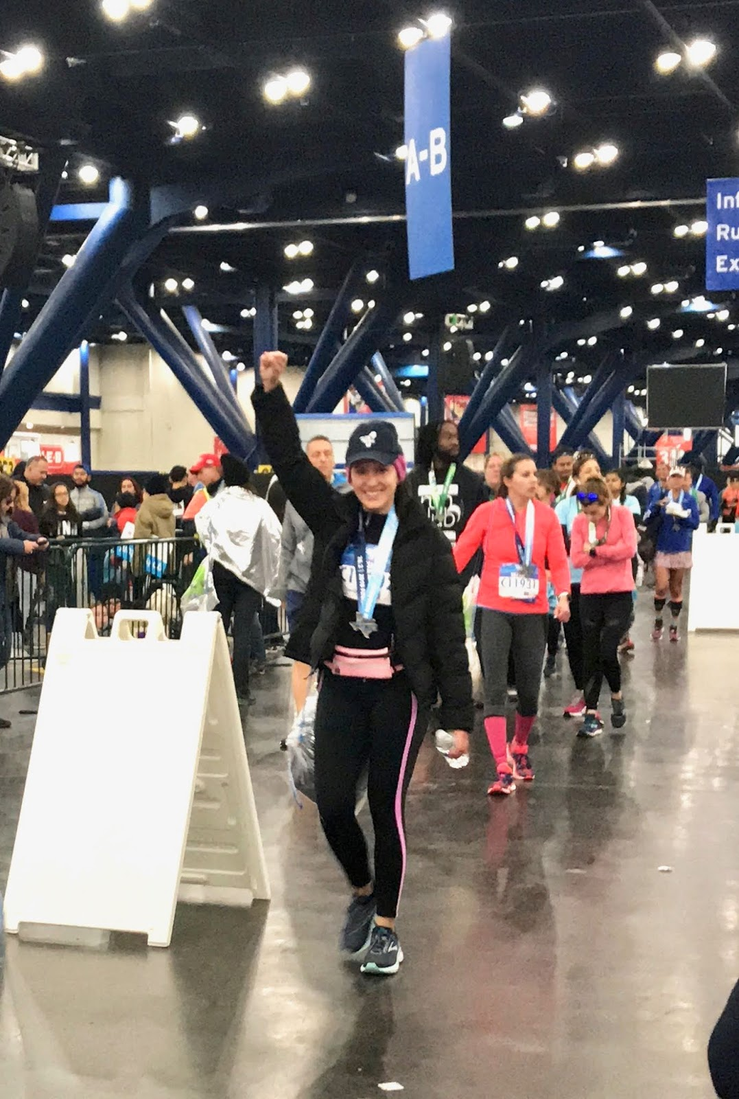 I ran my first Marathon! Chevron Houston Marathon 2019