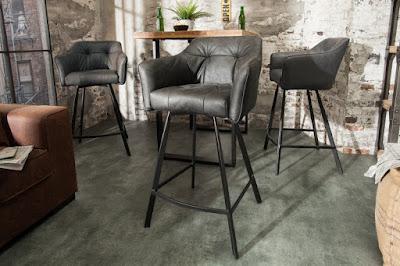 stoličky Reaction, štýlový nábytok, interiérový nábytok