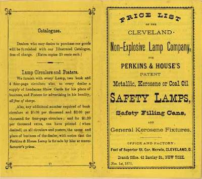 Non-explosive Lamp Company