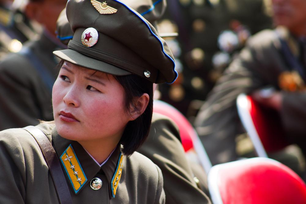 Nordkorea Frauen