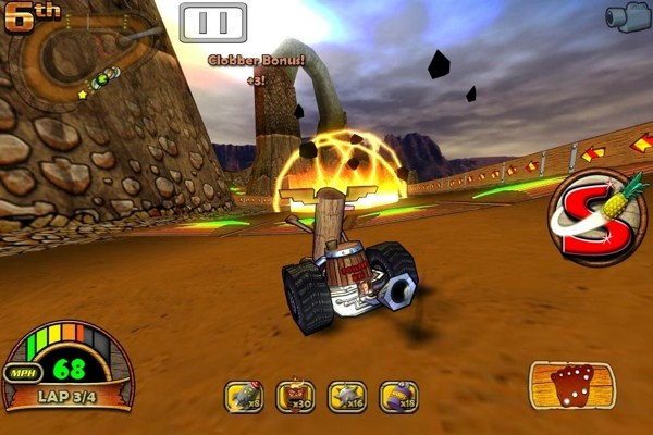 Download Tiki Kart 3D games