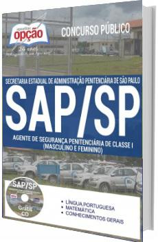 Apostila Concurso SAP-SP 2017