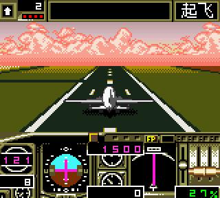 【GBC】民航客機Go,擬真飛機起降飛行遊戲!