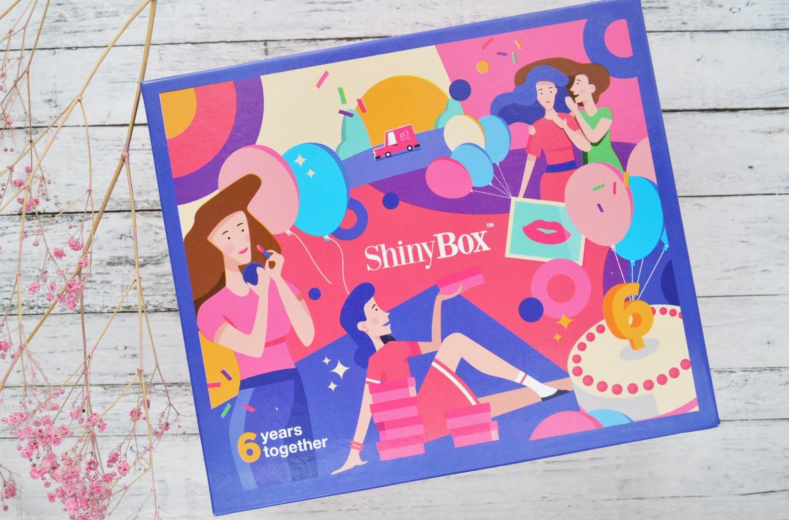 ShinyBox Czerwiec 2018 - 6 Years Together - Dlaczego zrezygnowałam z bycia ambasadorką?