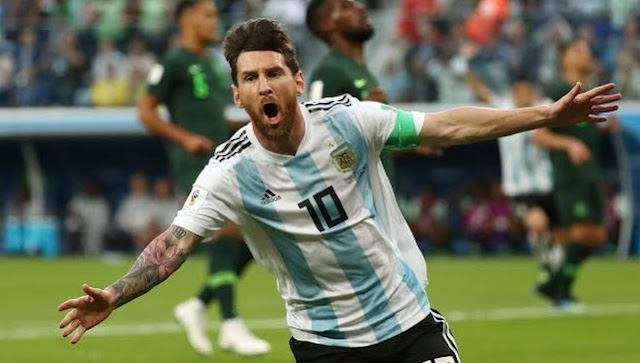 Video Highlights Nigeria Vs Argentina 1-2