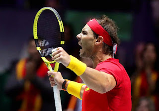 Rafel Nadal Won the 6th Davis Cup Title
