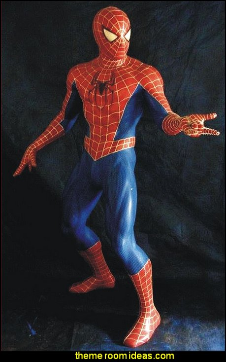 Spiderman Life-size Statue