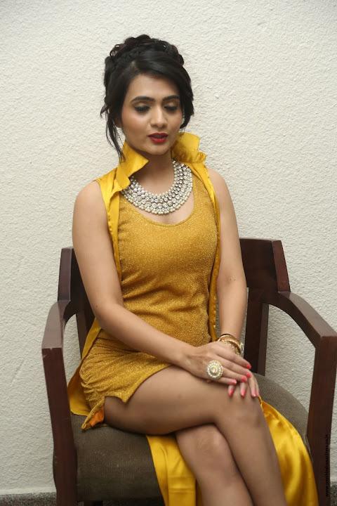 Vishakha hot stills at Vanavillu Audio Launch