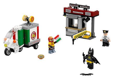 LEGO 70910 - Przesyłka specjalna Scarecrowa™