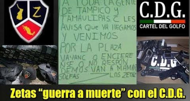 El CDG y los Zetas la historia de los GAFES enviados para exterminarlos.
