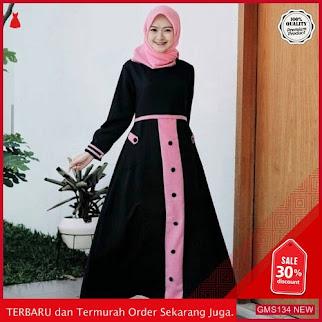 GMS134 ALFRK134T81 Tia Dress Terbaru Cantik Dropship SK0911813144