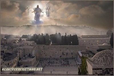 Llegada del Mesías a Jerusalén