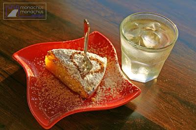 Cretan Orange Pie - Κρητική Πορτοκαλόπιτα