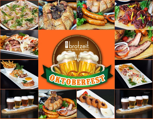 Brotzeit Oktoberfest Celebration 2016