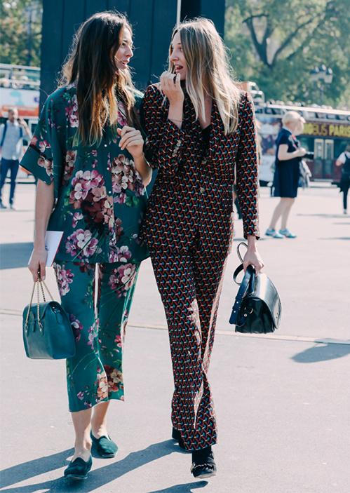 Fall  Fashion Trends Satin
