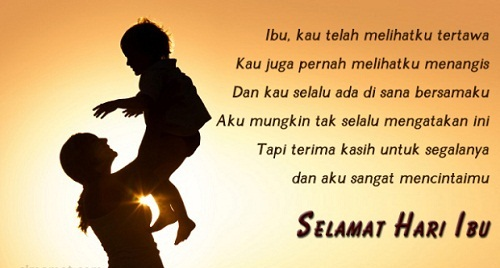 Kumpulan Puisi Hari Ibu Tercinta Terbaru