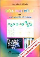Hoá Học Vô Cơ Tập 1 Các Nguyên Tố Phi Kim - Nguyễn Đức Vận