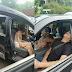 Ibu dan ayah 'overdose' heroin, anak terbiar dalam kereta