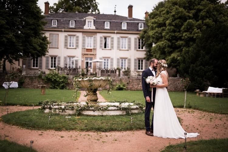 fleuriste mariage Lyon, fleuriste mariage Rhône, Amélie Gouttenoire