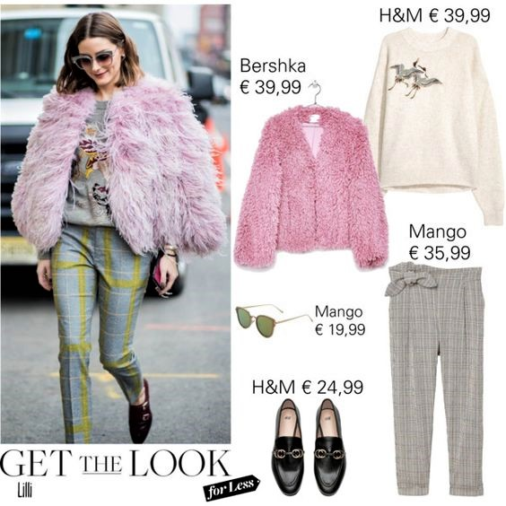 Get The Look - Olivia Palermo | Candy and Style Fashion Blog