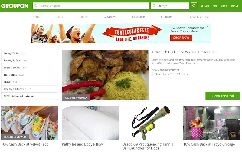 Save Money on Groupon Coupons