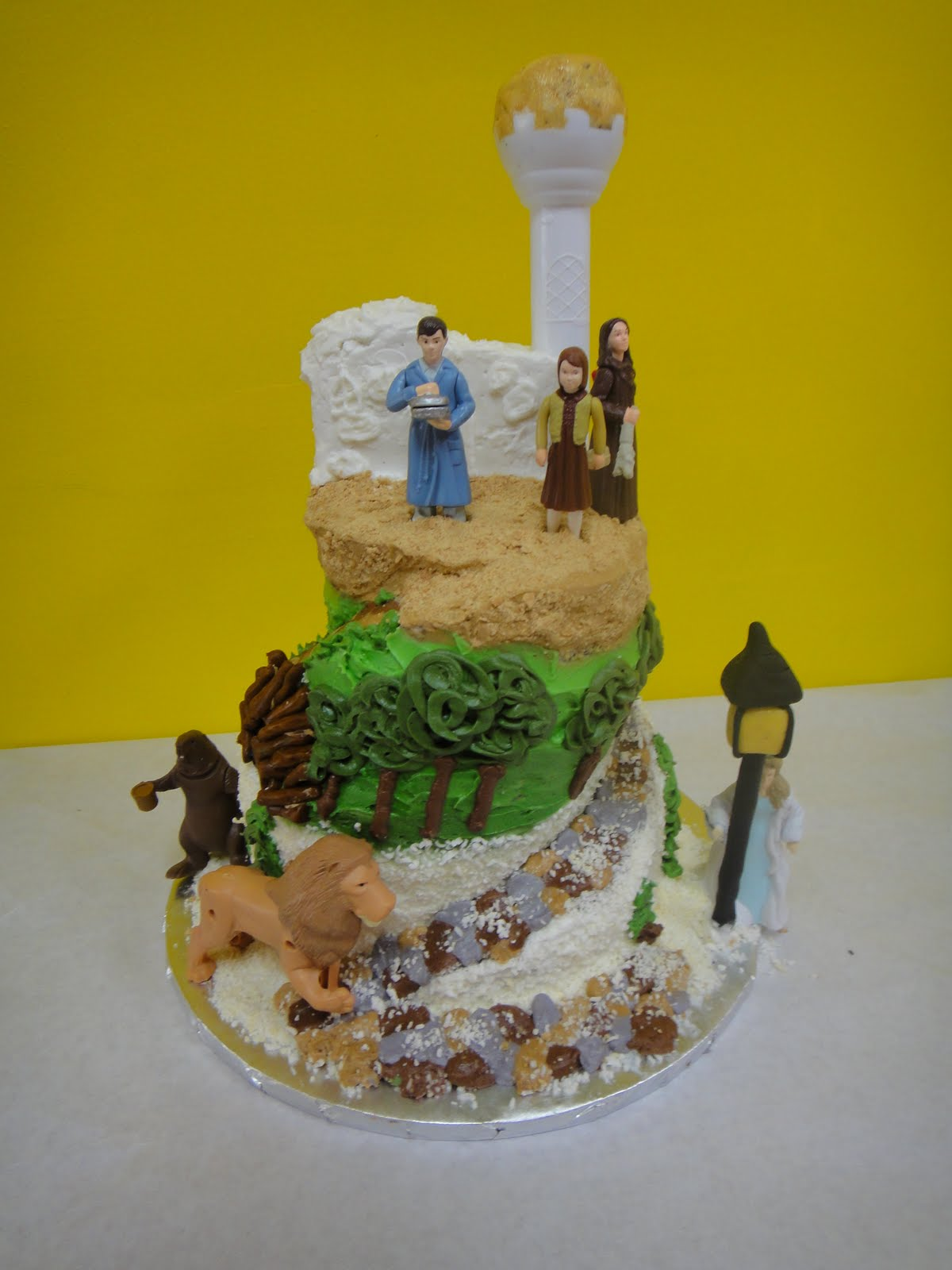 Kims Cakes And Crumbs Narnia Cake