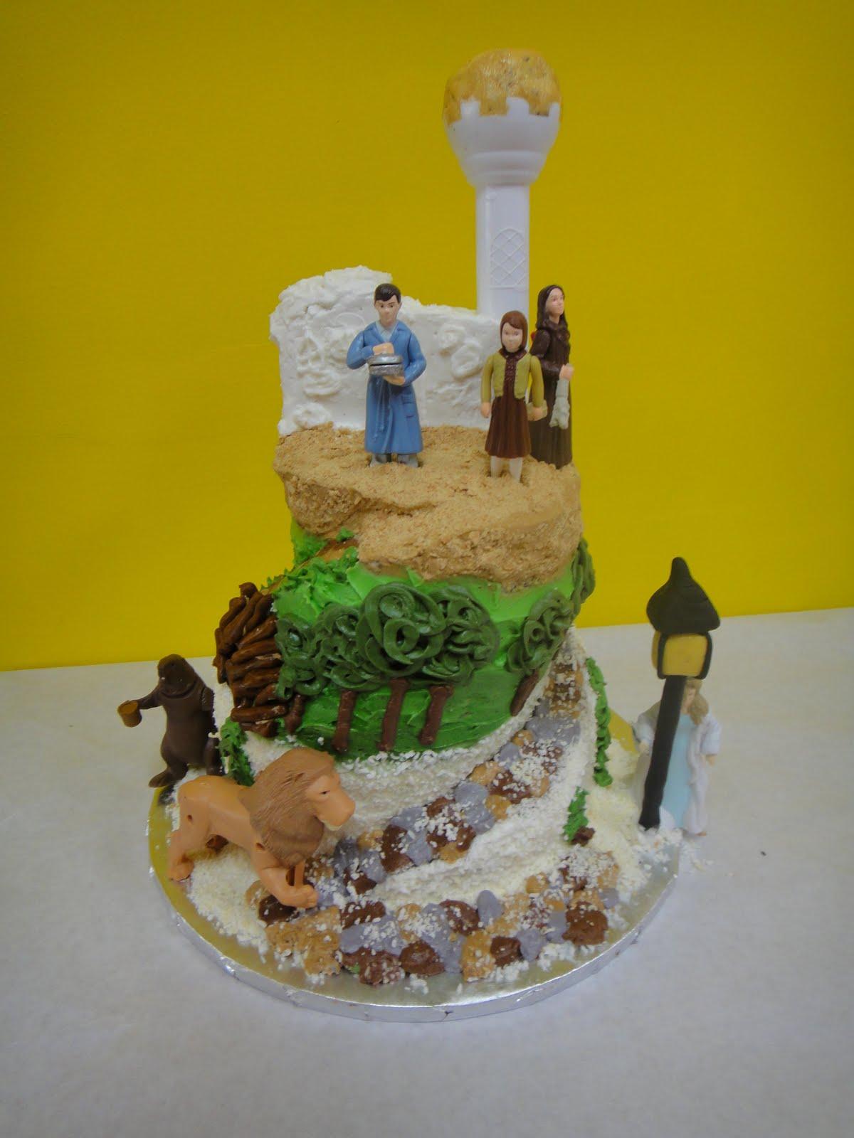 Kims Cakes And Crumbs Narnia Cake