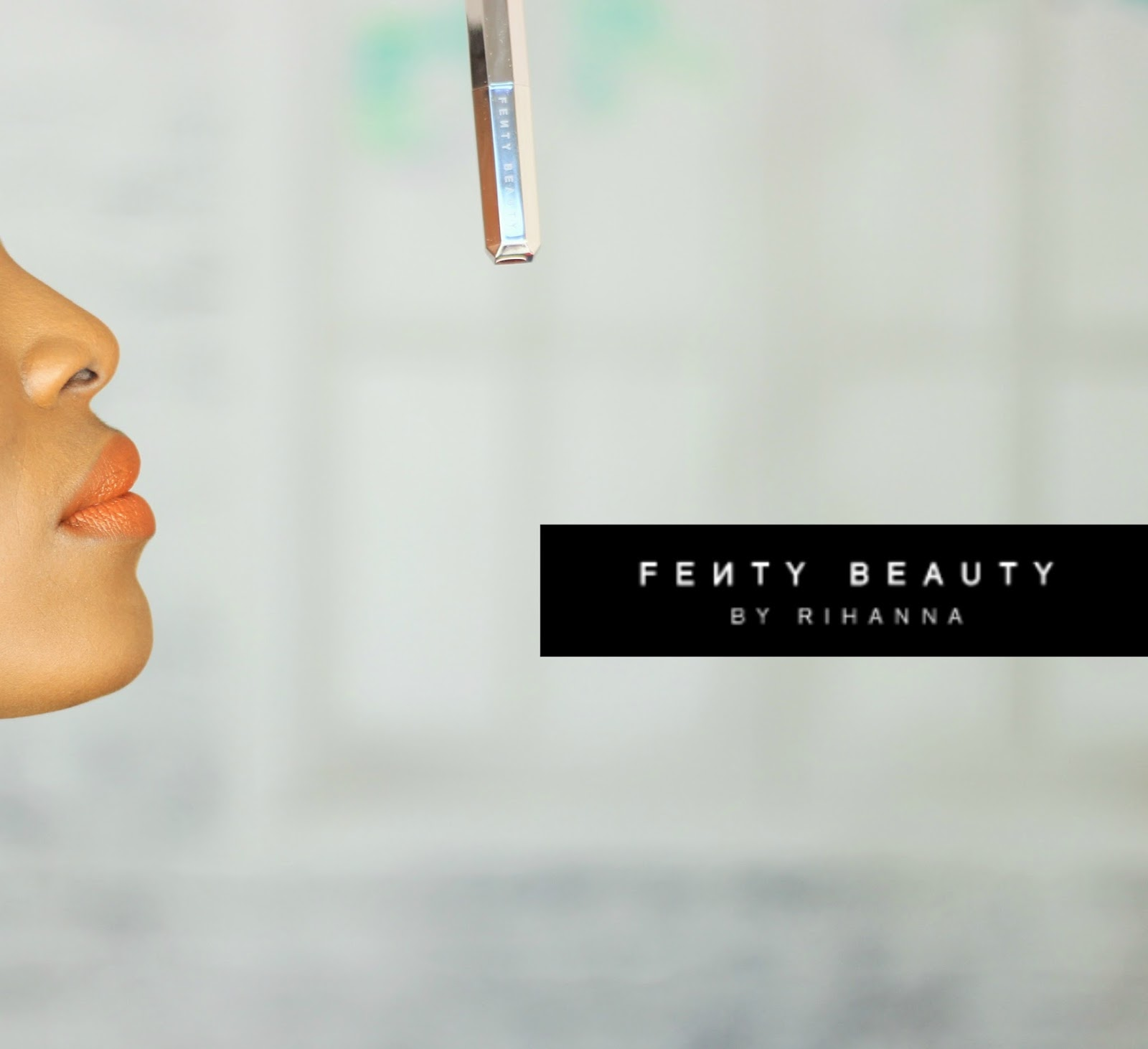 FENTY BEAUTY LIPSTICK GIVEAWAY, REVIEW + TUTORIAL